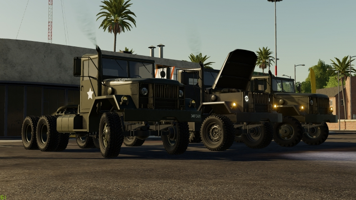 Trending mods today: AM General M35a2