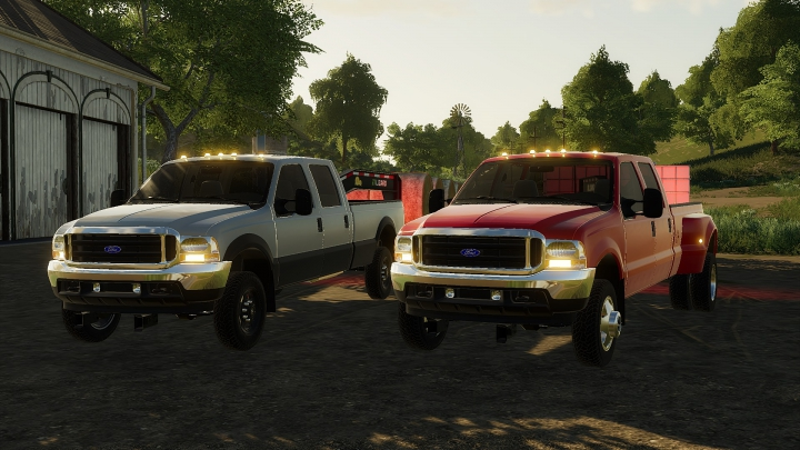 Trending mods today: Ford F350 1999