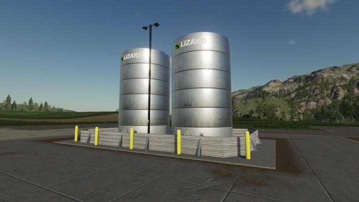 Objects Diesel Tanks v1.0.0.0