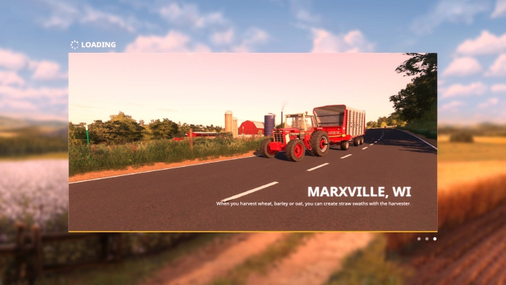 Trending mods today: Marxville, Wisconsin V1