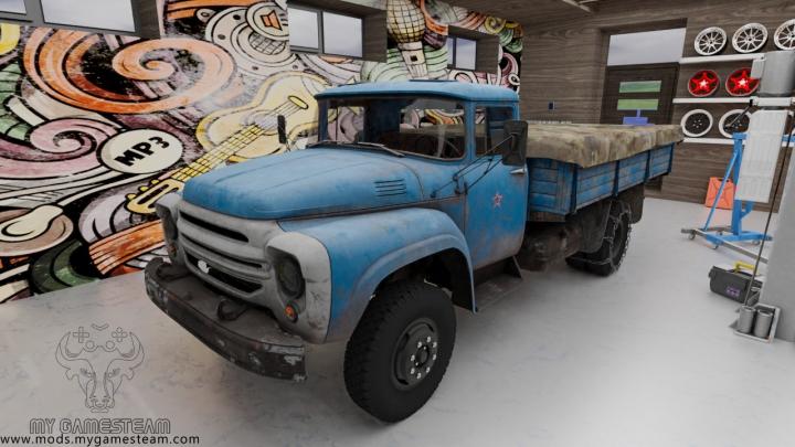 Trending mods today: Zil 130 Truck