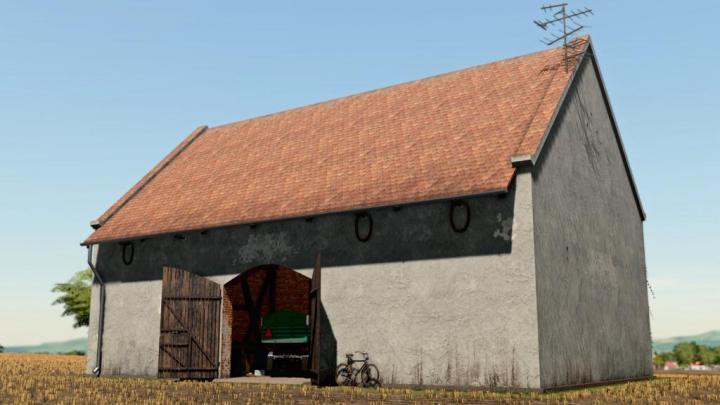 Trending mods today: German Barn v1.0.0.0