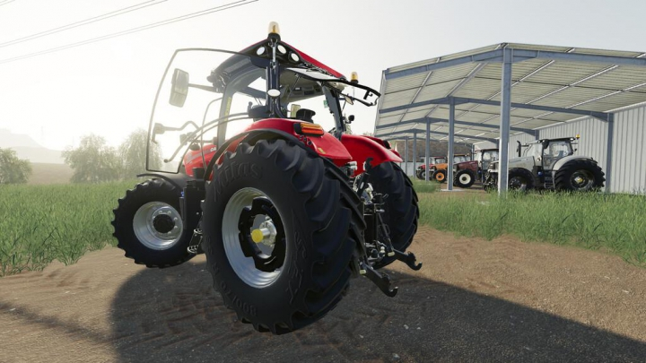 CaseIH Puma Tier 4B v1.2.0.0 category: Tractors