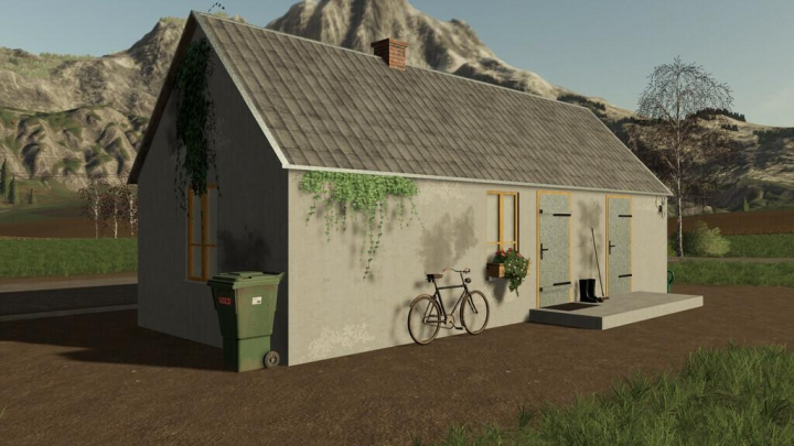 Small House In Polish Style v1.0.1.0 category: Objects