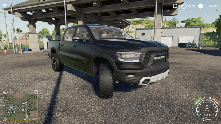 Dodge hellcat truck v1.0.0.0 category: Vehicles