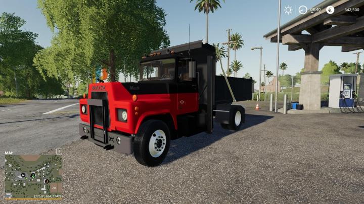 Trending mods today: Mack R Dump Truck