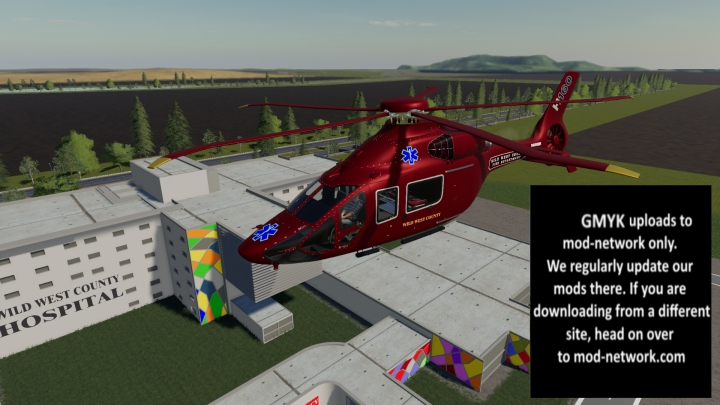 Trending mods today: Airbus H160 Air Ambulance