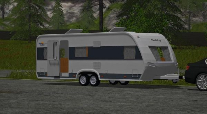 Trending mods today: Camper  V1.0 fixed