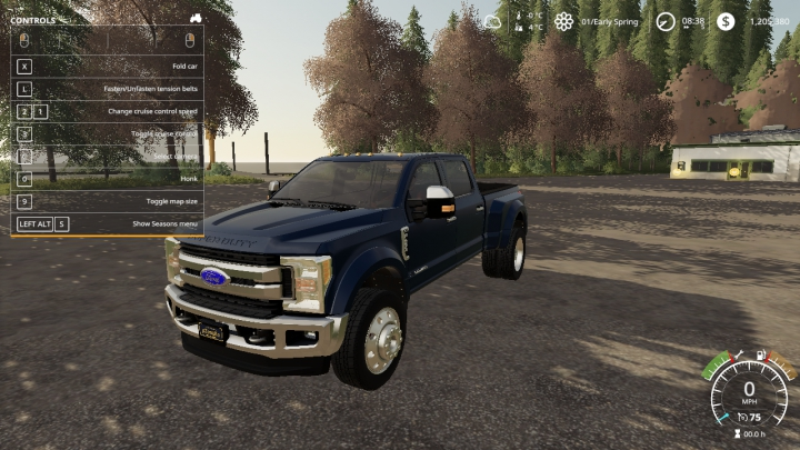 Trending mods today: Ford 2017 f250