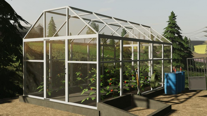 Trending mods today: Polish Greenhouse With Tomatoes v1.0.0.0