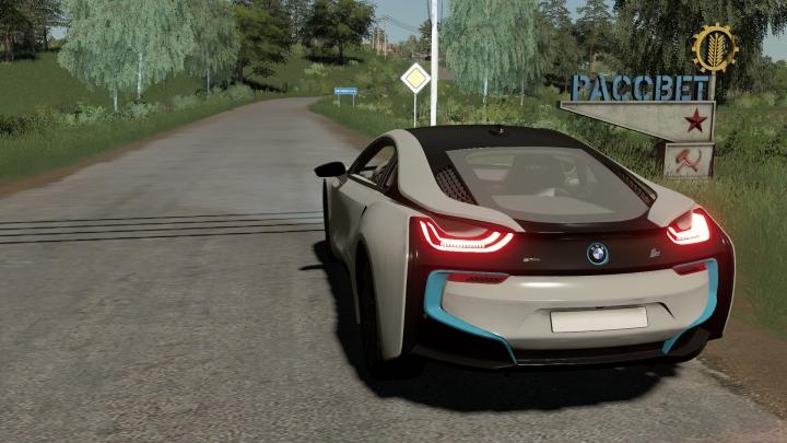 Trending mods today: BMW I8 2015 v1.0.0.0