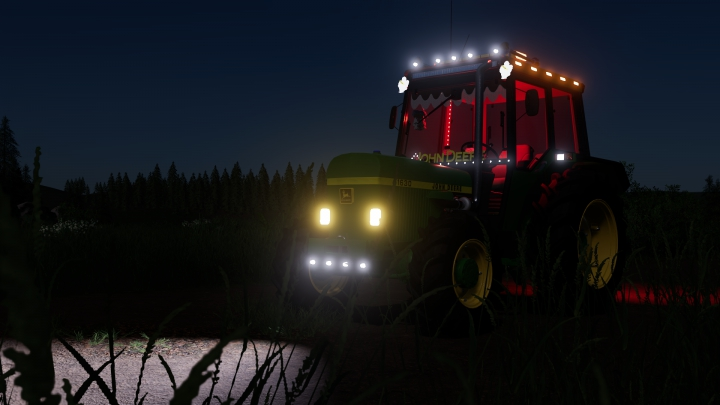 Best mods from the day: John Deere 1630.