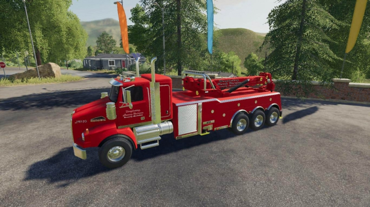 Trending mods today: Tow truck pack
