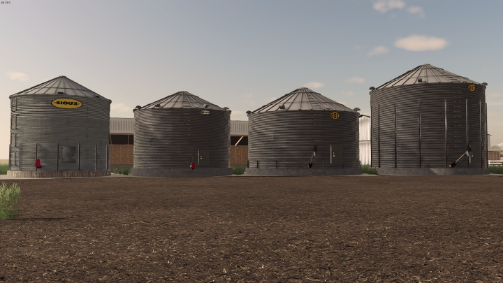 Trending mods today: Diniz Farms Map Expansion Pack: Global Company Placeable Grain Bins