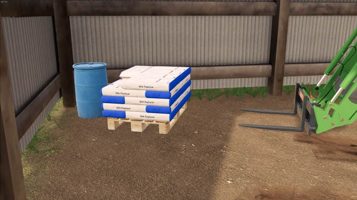 Trending mods today: Diniz Farms Map Expansion Pack: Milk Replacer Pack
