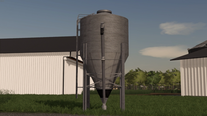 Trending mods today: Diniz Farms Map Expansion Pack: Feed storage bin