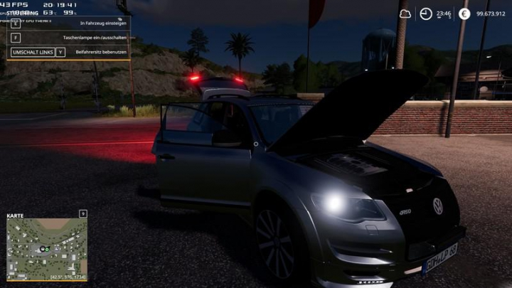 Trending mods today: VW Touareg with Simple IC v1.0.0.1