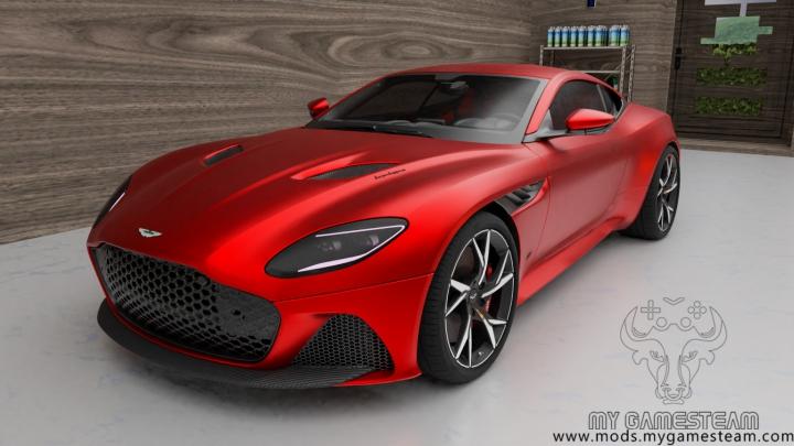 Trending mods today: Aston Martin DBS Superleggera 2019