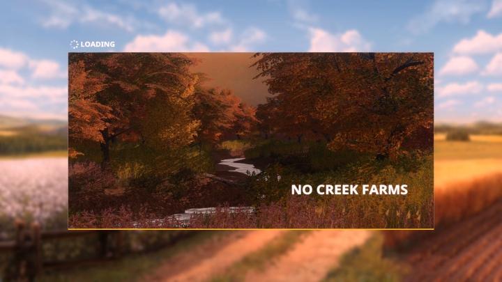 Trending mods today: No Creek Farms V2