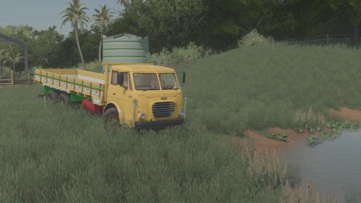 Trucks Fiat 180 Brazil v1.0.0.0