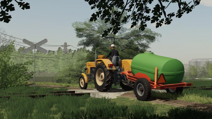 Trending mods today: Small Water Trailer v1.0.0.0