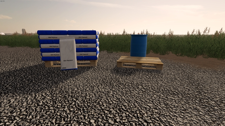 Trending mods today: Diniz Farms Map Expansion Pack: Milk Replacer Pack V1.0.1.0
