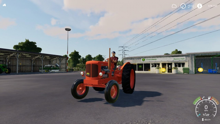 Trending mods today: Nuffield POS v1.0.0.0