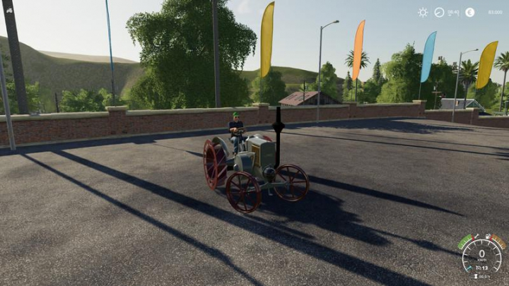 Trending mods today: Lanz HR5 farm tractor v1.0.0.0