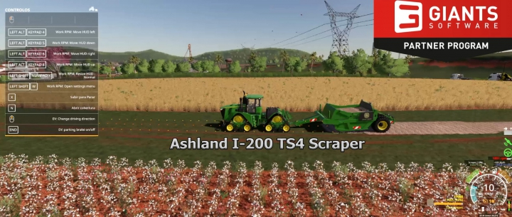 Trending mods today: ASHLAND I-200 TS4 SCRAPER V1