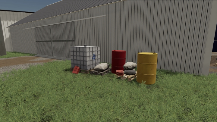 Trending mods today: Filling Stations