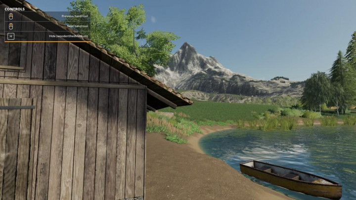 Trending mods today: Map Objects Hider v1.1.0.0