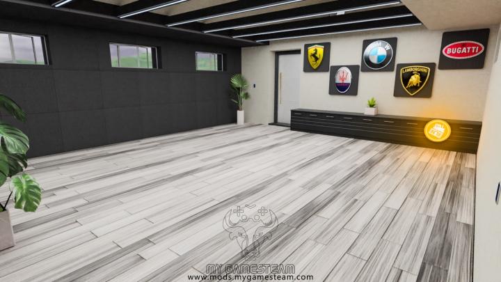 Trending mods today: Workshop Garage New Design
