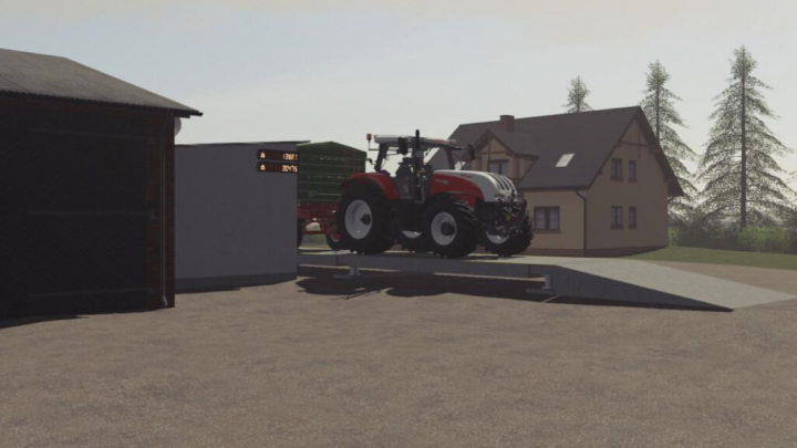 Trending mods today: Weight Station v1.0.0.1