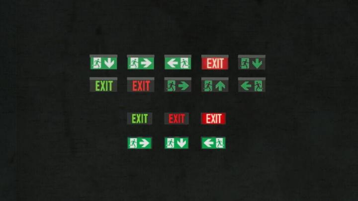 Trending mods today: Exit Sign (Prefab) v1.1.0.0
