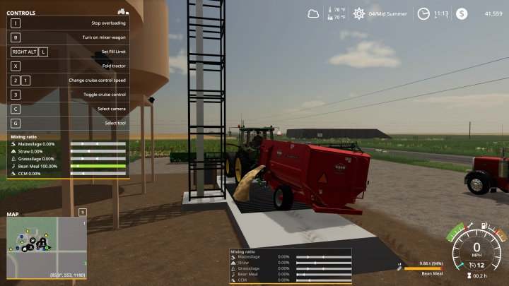 Trending mods today: Mercer County Silo System