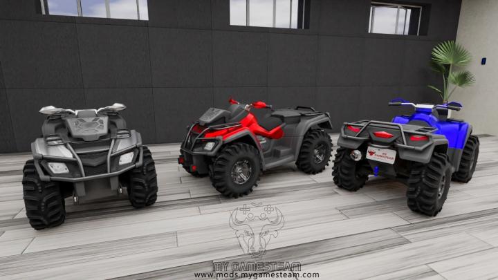 Trending mods today: ATV 650X-MR