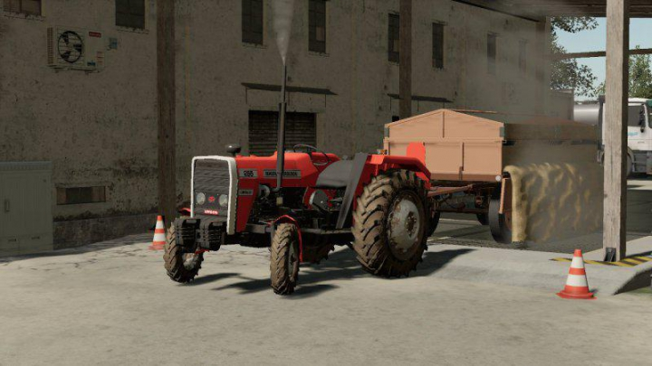 Trending mods today: Massey Ferguson 255 without cab v1.0.0.0