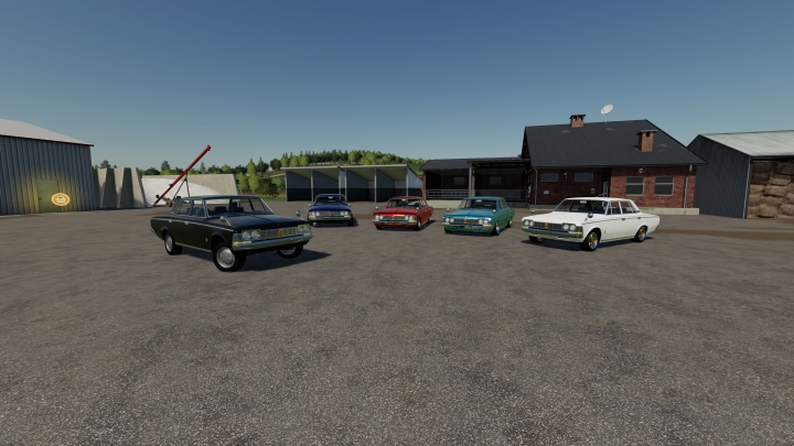 Trending mods today: FS19 1967 toyopet (toyota) crown