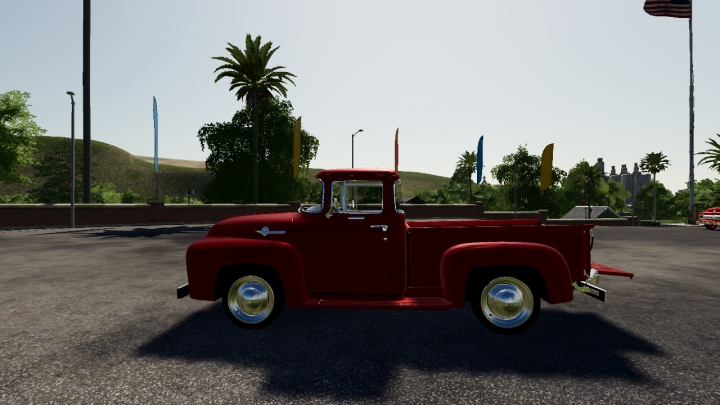 Trending mods today: Ford F100