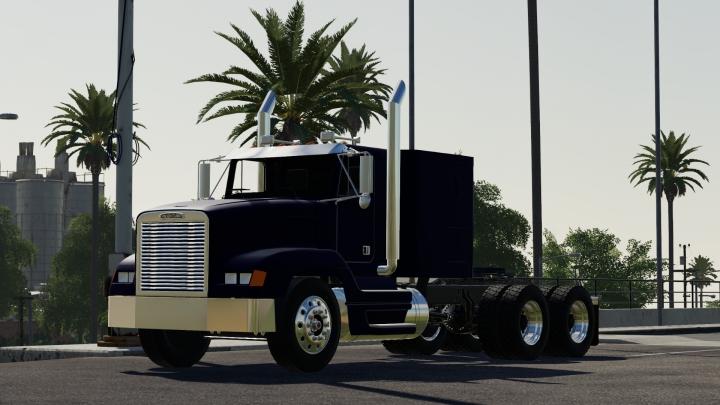 Trending mods today: Freightliner FLD Sleeper
