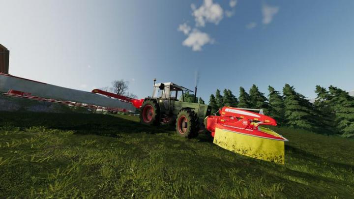 Trending mods today: Fendt Farmer 310-312 LSA Turbomatik v1.4