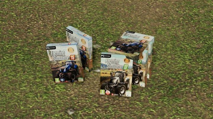 Trending mods today: Farming Simulator Box Pack v1.2.0.0