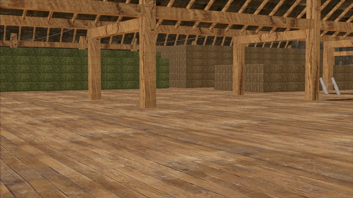 Trending mods today: Diniz Farms Map Expansion Pack: Autoload Bale Barns v1.0.0.1