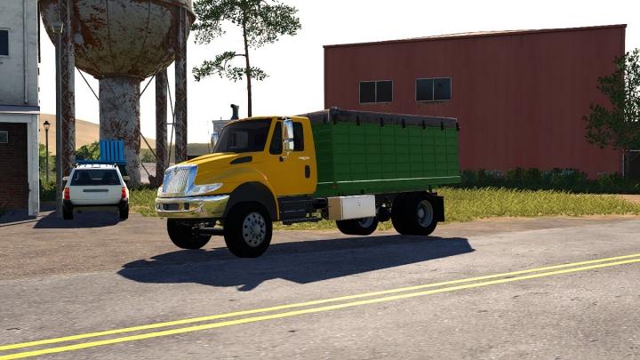 Trending mods today: International Durastar Grain Truck