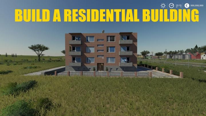 Trending mods today: BUILD A RESIDENTIAL BUILDING v1.0