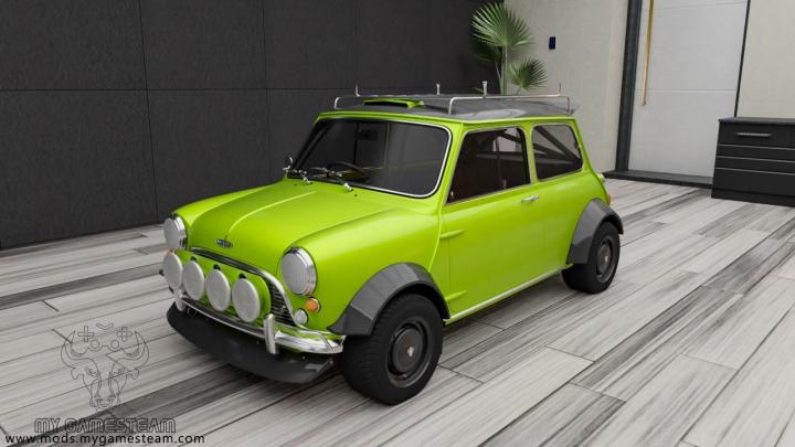 Trending mods today: Mini Cooper S 1965 V1.1.0.0
