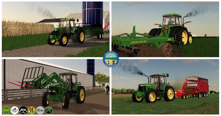 Trending mods today: Mercer County: Diniz Farms Map Enhancement Project V1.0.1.2
