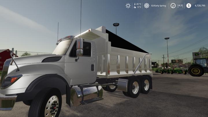 Trending mods today: dump truck