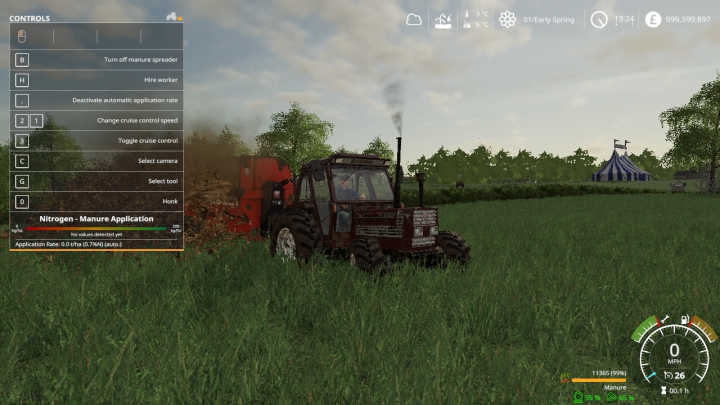 Trending mods today: abbey manure spreaders