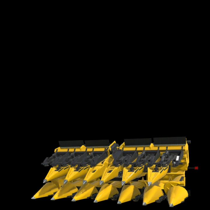 New Holland earlage header category: Cutters